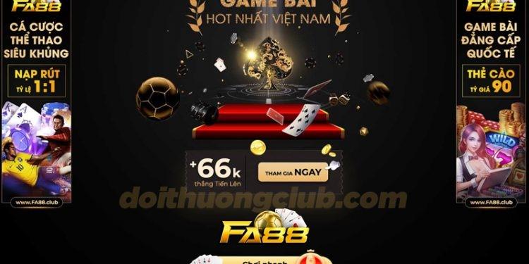 game bài đổi thưởng fa88