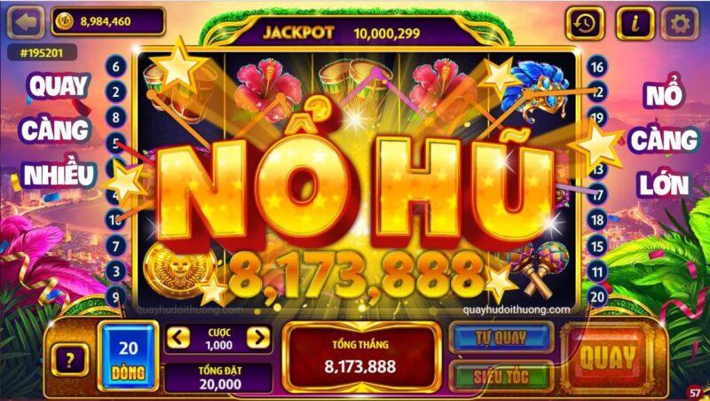 game slot đổi thưởng uy tín