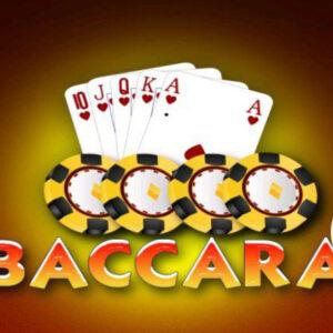 Game bài baccarat