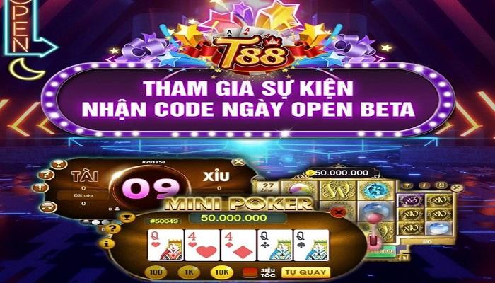 game slot đổi thưởng t88