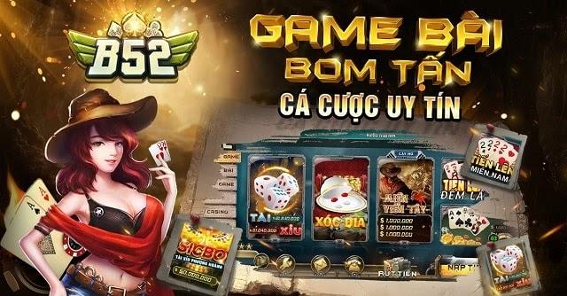 Cổng game bài đổi thưởng b52 club