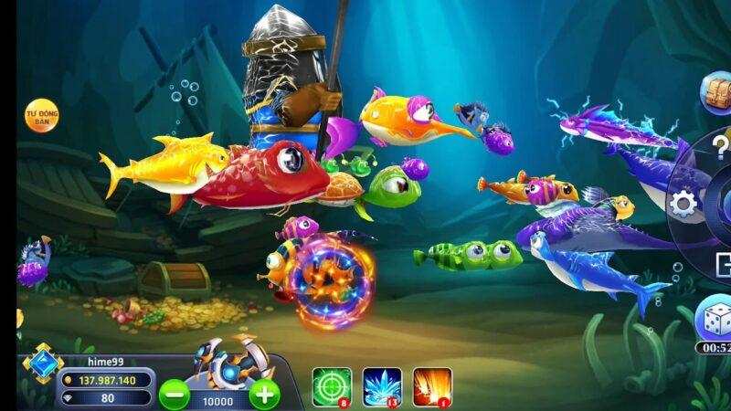 chơi game bắn cá liên minh