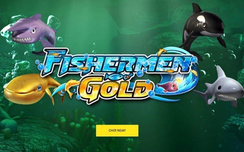 cổng game bắn cá vip