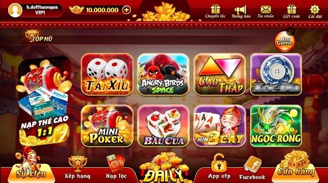 chơi game boom 24h