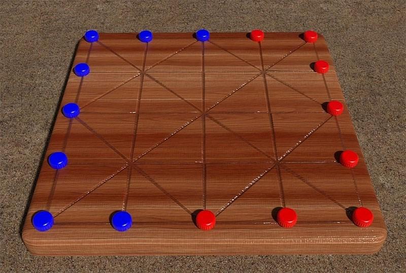 hướng dẫn chơi cờ gánh