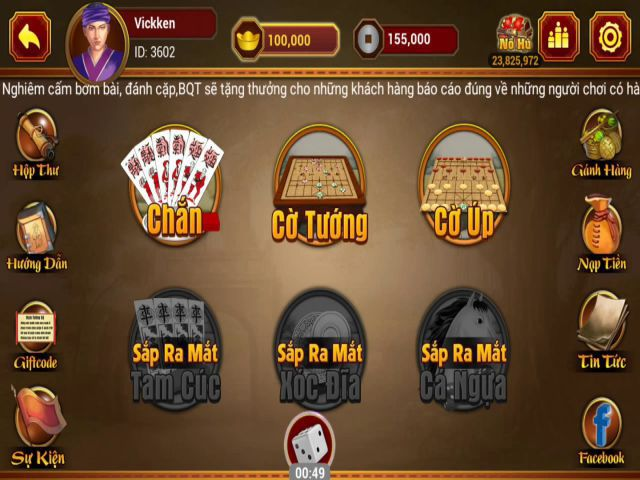 game cờ up