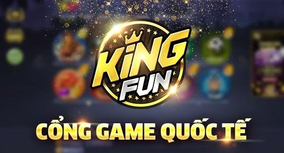 kingffun cổng game đổi thưởng