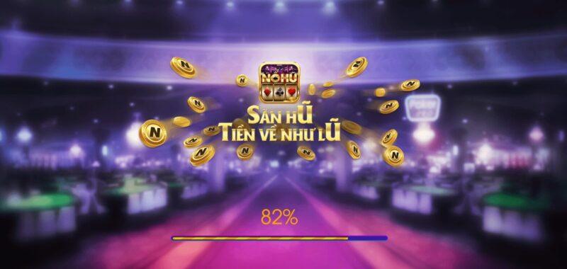 cổng game slot nohu club