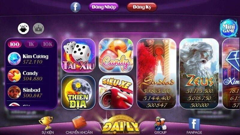 slot game nohu club