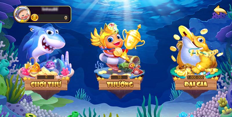 cổng game trùm cá vàng