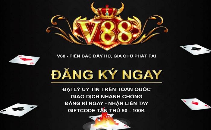 cổng game v88