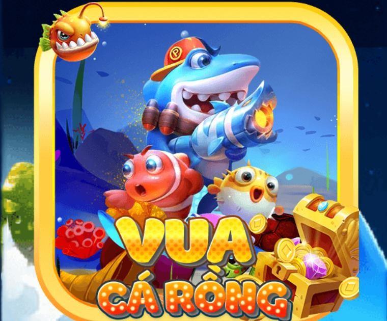 cổng game bắn cá vua cá rồng