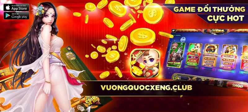 cổng game slot đổi thưởng vương quốc xẻng