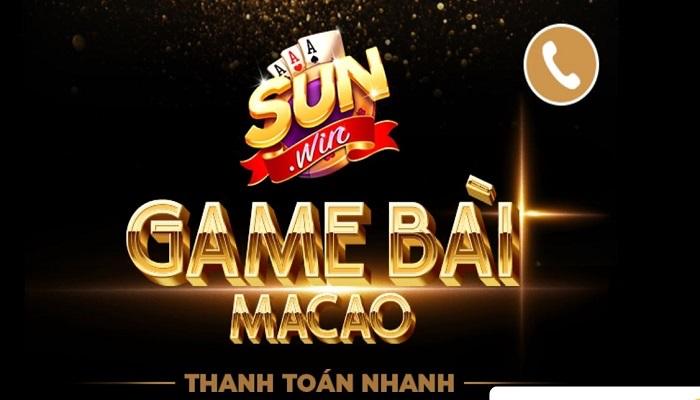 Game bài Macau - Sunwin