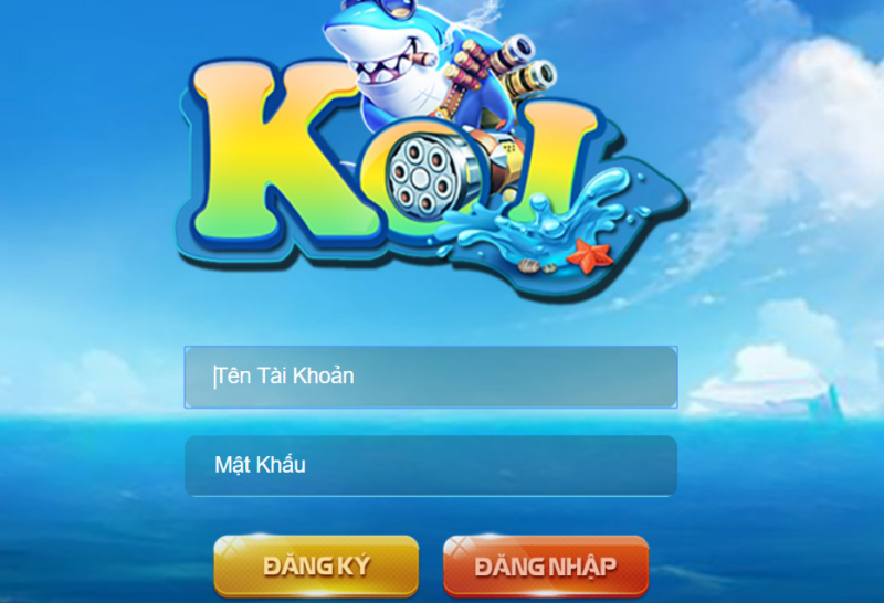 Săn Cá Koi mô phỏng lại trò chơi bắn cá siêu thị