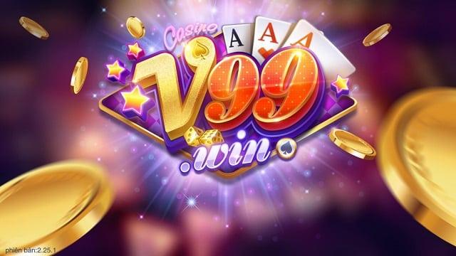 V99 Vin- Cổng game bài đổi tiền mặt uy tín