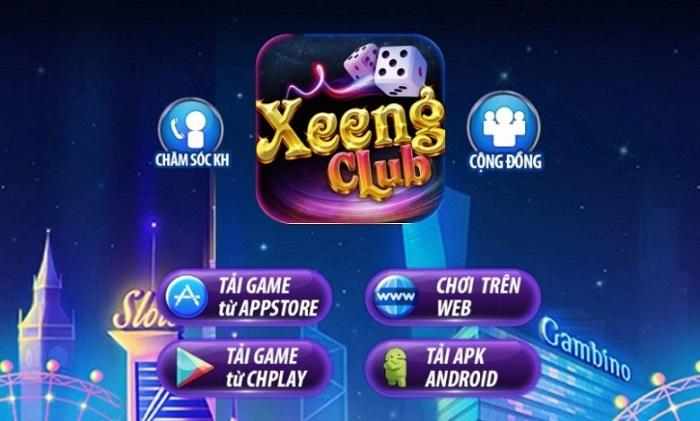 Đôi nét về cổng game Xeeng Club