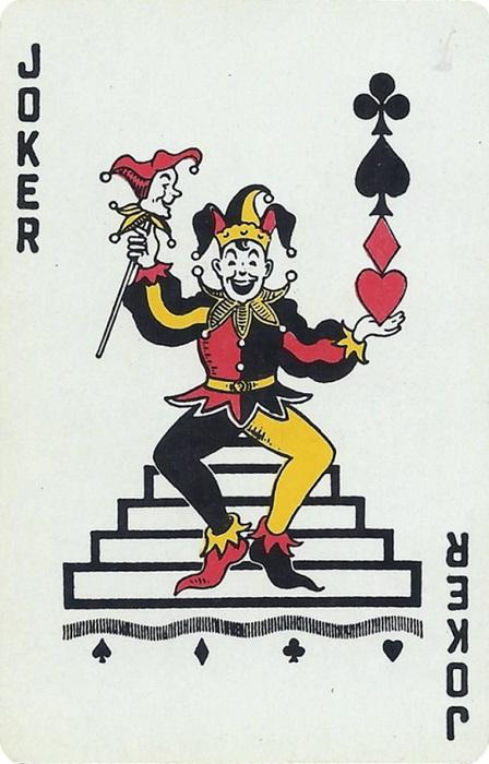 Lá bài Joker