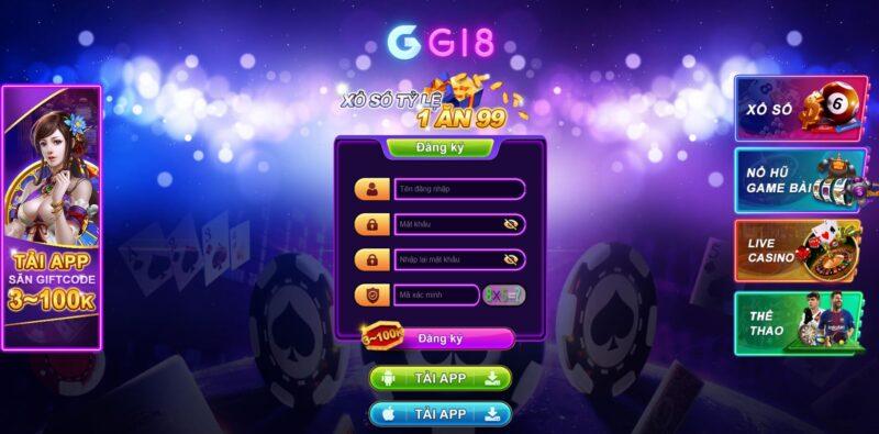 khuyến mãi gi8