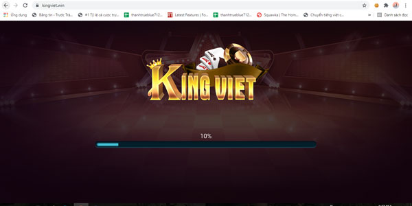 cổng game kingviet