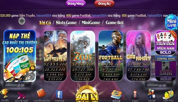 game slot max99