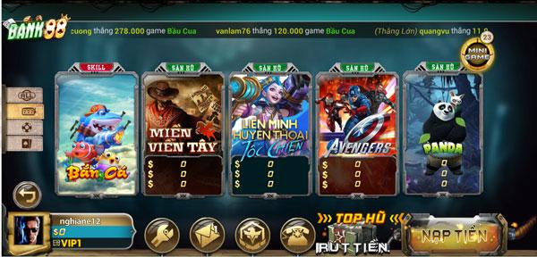 kho game bank88