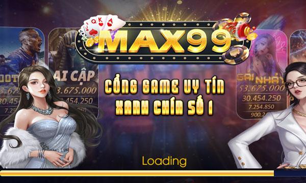 giới thiệu game max99