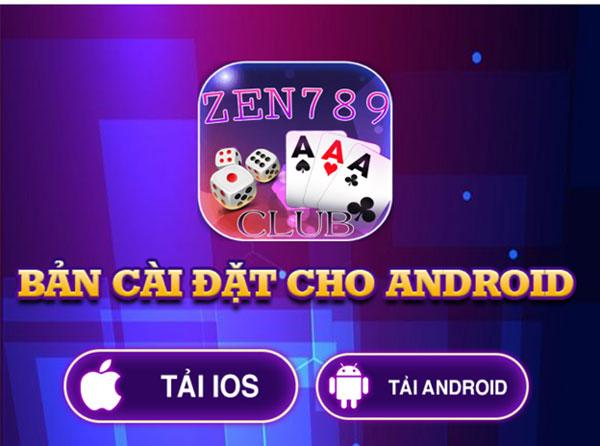 tải game zen789 club trên điện thoại