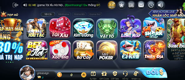 game bài bigvip